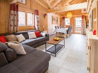 Apartment du Centre - the best location in central Les Gets
