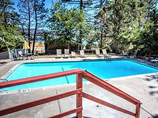Big Bear Lake Holiday Chalet 12340