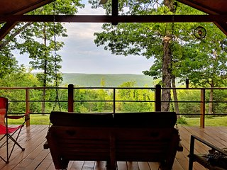 The Ridgetop Roost - total Mtn Privacy
