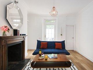 The Bright Philbeach Gardens Apartment - LKC