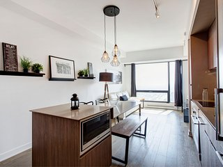 3814 TDC · Luxury Condo TOUR DES CANADIENS