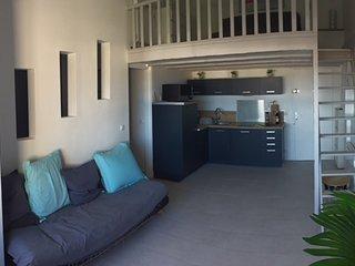 Magnifique appartement 4 couchages, vue imprenable sur la mer !
