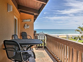 Quaint South Padre Island Condo on the Beach!