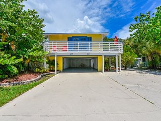 Banana Cabana-Steps to the Beach!! 539 Beach Rd