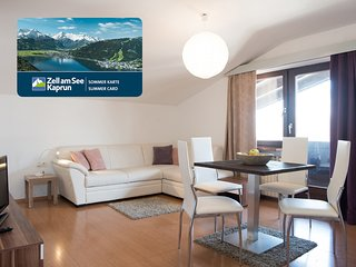 Alpz Studio 9 near lake Zell