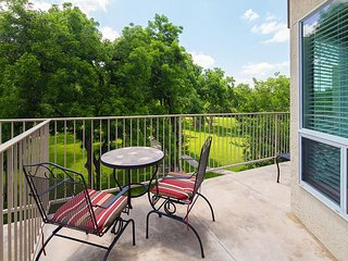 Brand New Listing! Lovely 2 bedroom 2 bathroom condo on the Guadalupe River!