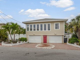 NEW LISTING! Cozy home w/updated kitchen just one block from the beach