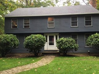 Private 3 Bedroom Home Minutes from Rye Beaches and Portsmouth NH.