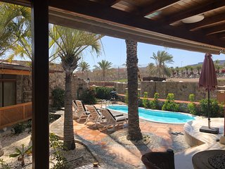 Anfi Tauro golf villa with private pool