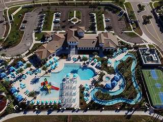 N8 - Disney Villa * Windsor at Westside * Water Park Gym Club House ac 9BR/6bath