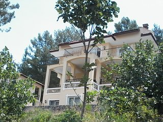 Villa Santi, Uzumlu - large 6 Bedroom villa -with 40m2 private pool