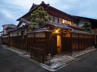 EXTENSIVE RARE LUXURY HISTORICAL PROPERTY, CLOSE KYOTO STATION, IDEAL FOR FAMILY