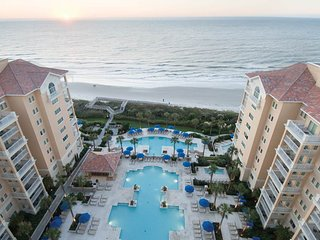 Marriott's OceanWatch at Grande Dunes OCEANFRONT 4th of July Week Sat to Sat