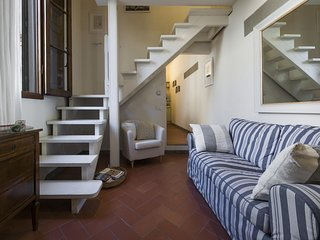 Spacious Pace  apartment in Oltrarno with WiFi.