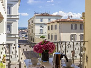 Tosca Center apartment in Santa Maria Novella with WiFi, integrated air conditio