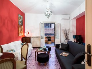 Spacious Mercede apartment in Piazza di Spagna South with WiFi, integrated air c