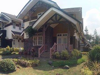 Villa Andara Kota Bunga Puncak Murah