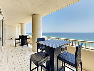 Mesmerizing 19th-Floor Gulf Views! 4BR All-Suite at The Beach Club w/ 3 Pools