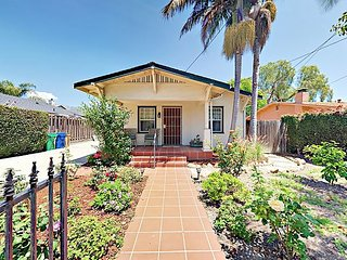 2BR Santa Barbara Home w/ Patio, Fire Pit – Minutes to Beach, Downtown