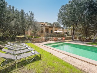 MIRADOR  rural house ,3 bedrooms, 2 bathrooms for 6 people, private pool