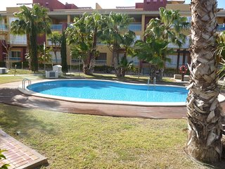 HL021 Luxury apartment on HDA Golf Resort, Murcia