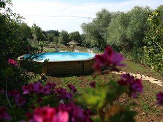 Casa con piscina en Mallorca (Serra de Tramuntana). Alquiler Vacacional ET-3829