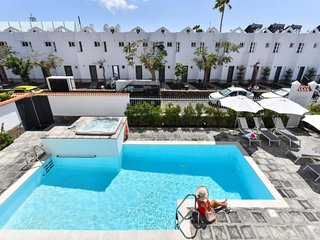 2 bedroom Apartment in Sonnenland, Canary Islands, Spain : ref 5625421