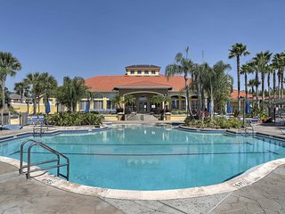 NEW! Luxe Kissimmee Resort Villa - 9 Mi. to Disney