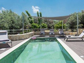 3 bedroom Villa in Vederoi, Crete, Greece - 5625561