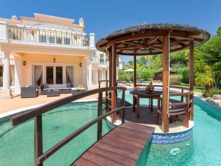 Quinta do Lago Villa Sleeps 10 with Pool Air Con and WiFi - 5610357