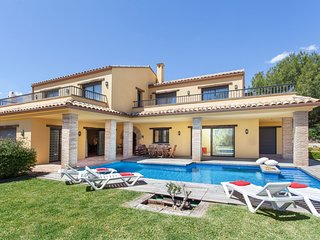 4 bedroom Villa in Las Tres Cales, Catalonia, Spain : ref 5533381