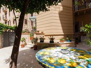 Casa Amaltea - Appartamento Arancio