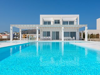 Maria Beach Front Villa