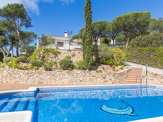 3 bedroom Villa in Blanes, Catalonia, Spain : ref 5223706