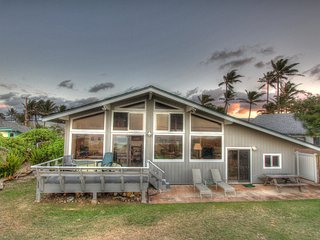 Laie Beach Retreat - Yes We Are Going to a Hukilau!