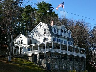 Charming Landmark Mansion Belknap Point Road (HEI127W)