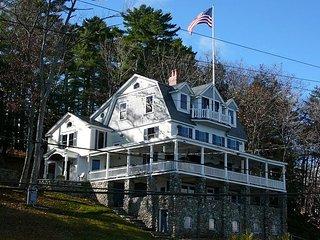 Charming Landmark Mansion Belknap Point Road (HEI127W)