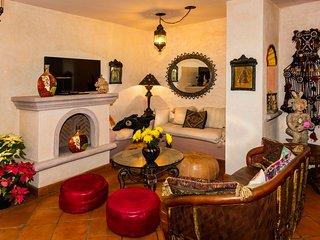 Moroccan Suite in Casa del Suenos