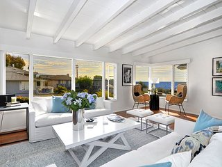 Bungalow w/ Stunning Ocean Views, Walk to Sand & Downtown Laguna  Beach
