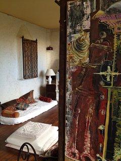 Le salon indien