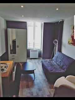 Appartement cosy climatise