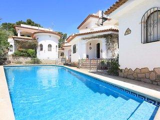 Casa vista a la piscina para 8 personas en Miami Playa(59269)