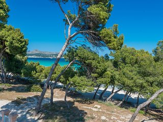 RAN DE MAR :) Casa para 10 personas en Puerto de Alcudia. WiFi y Paella gratis
