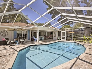 Spacious Dunedin Home - Mins to Beach & Downtown!