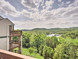 NEW-Branson Resort Condo w/ Ozark & Lake Views!