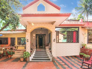 Cosy room for three, ideal to relax near Anjuna beach