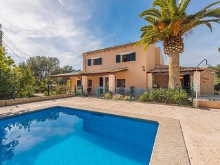 4 bedroom Villa in Son Carrió, Balearic Islands, Spain : ref 5506528