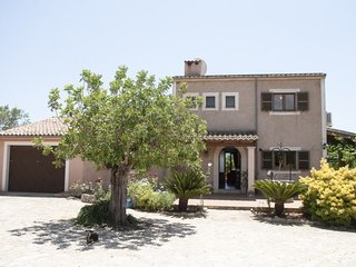 5 bedroom Villa in Cas Concos, Balearic Islands, Spain : ref 5251841