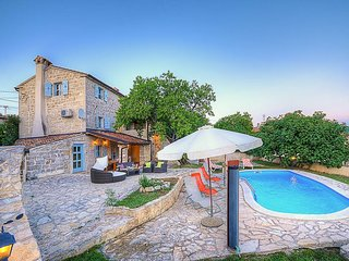 3 bedroom Villa in Bijele Zemlje, Istria, Croatia : ref 5625807