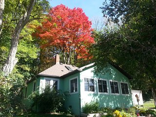 Mary's 3 bedroom Cottage in the tiny lake-side village of Port Albert, Ontario